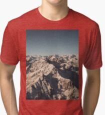 Lord Snow - Landscape Photography Tri-blend T-Shirt