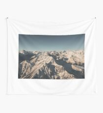 Lord Snow - Landscape Photography Wall Tapestry