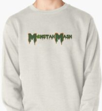 Monstah Mash meets St. Paddy's Pullover