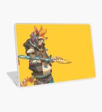 Fury Beats - Lily Slash Yellow Laptop Skin