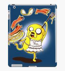 Jake Adventure Time Bacon iPad Case/Skin