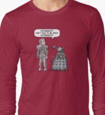 Dalek Adams 2 Long Sleeve T-Shirt