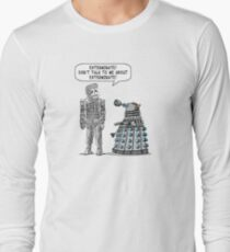 Dalek Adams 2 Long Sleeve T-Shirt