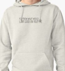 Funny Sexy Sex Humour Joke Cool Cute Pullover Hoodie