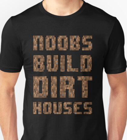 Mine craft noobs T-Shirt