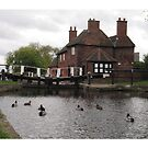 Sandiacre Lock house by KMorral