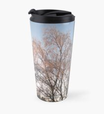 Back lighting Travel Mug