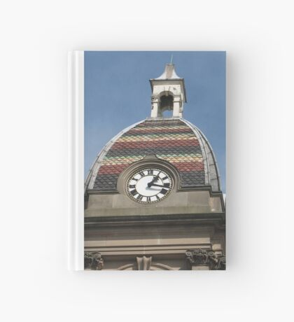 Colourful Capital Hardcover Journal