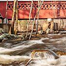 Nissitissit Covered Bridge by Caleb Ward