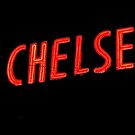Neon sign, Hotel Chelsea, New York by Alastair McKay