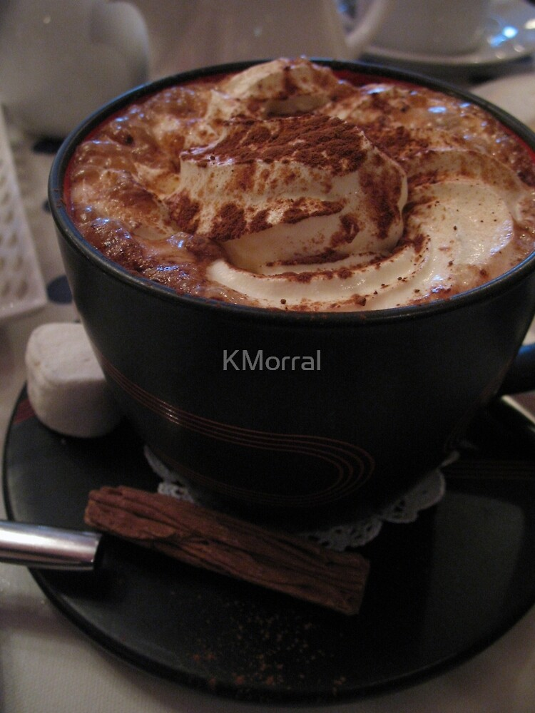 Bucket of chocolate by KMorral