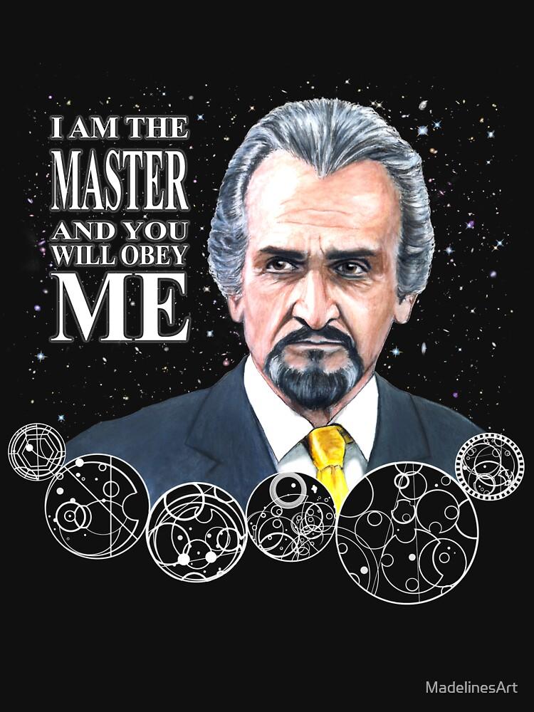Der Meister (Roger Delgado) von MadelinesArt