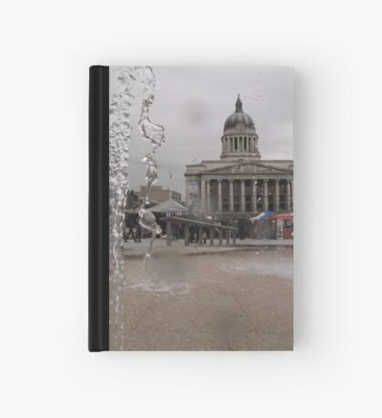 Through the fountain Hardcover Journal
