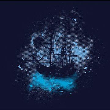 Spaceship by KokoBlacsquare