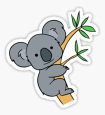 Netter Koala Sticker