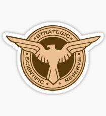 SSR emblem  Sticker