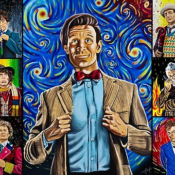 The Doctor of the Universe - The Promise by jephwho