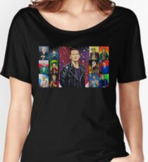 The Doctor of the Universe - The Survivor Women's Relaxed Fit T-Shirt