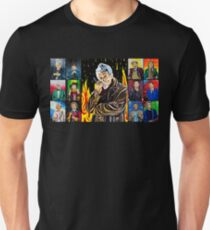 The Doctor of the Universe - The Warrior Unisex T-Shirt
