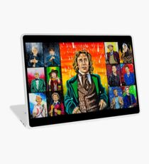 The Doctor of the Universe - The Romantic Laptop Skin