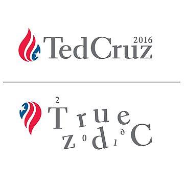 Ted Cruz is the True Zodiac Killer by Zeazer