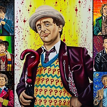 The Doctor of the Universe - The False Clown by jephwho