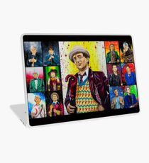 The Doctor of the Universe - The False Clown Laptop Skin