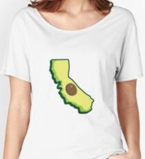 California Fresh Women's Relaxed Fit T-Shirt