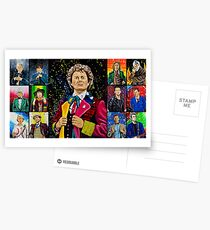 The Doctor of the Universe - The Dark Clown Postcards