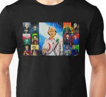 The Doctor of the Universe - The Athlete Unisex T-Shirt