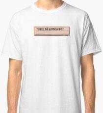 Camiseta clásica FRESCO AVACADO