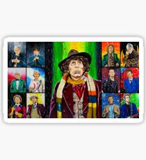 The Doctor of the Universe - The Icon Sticker