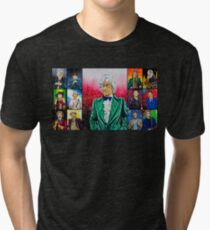 The Doctor of the Universe - The Dandy Tri-blend T-Shirt