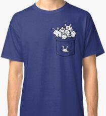 Bunnies! Classic T-Shirt