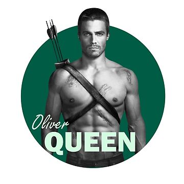 Oliver Queen - Arrow by kirtash1