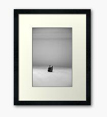 The Cowl Framed Print