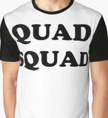 """QUAD SQUAD"" Graphic T-Shirt"