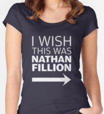 Everyones wish pt. 5 Women's Fitted Scoop T-Shirt