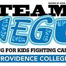 Team NEGU-Providence College by Jessie Rees Foundation: Never Ever Give Up