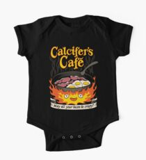 Fire Demon's Cafe Kids Clothes