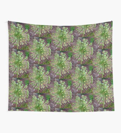 Green Ball Wall Tapestry