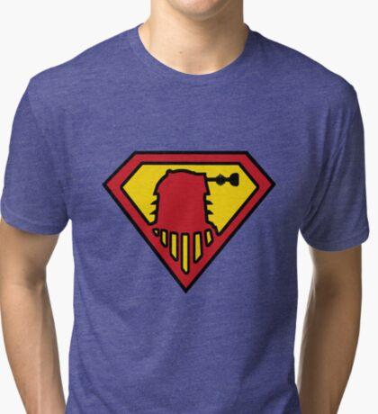 Super-Dalek Tri-blend T-Shirt