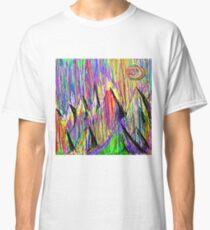 Colour Falls - Matt Texture 6 Classic T-Shirt