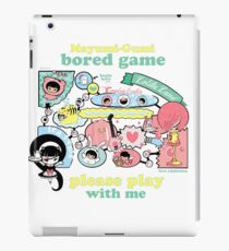 Bored Game iPad Case/Skin