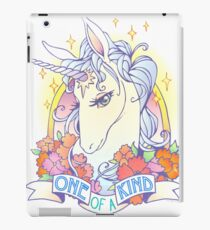 One of a Kind Creature iPad Case/Skin