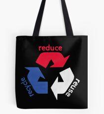 America Recycle  Tote Bag