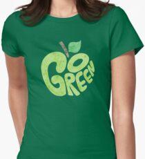 Go Green Apple T-Shirt