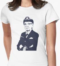 Grace Hopper Womens Fitted T-Shirt