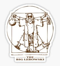 Big Lebowski T-Shirts  Sticker