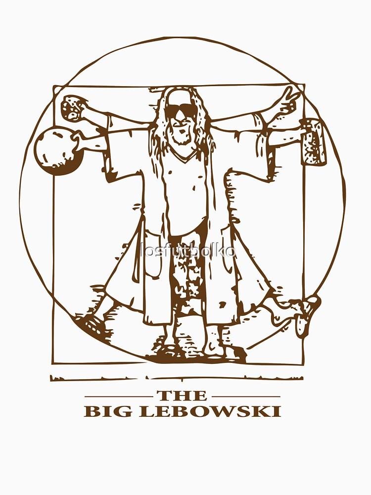 Big Lebowski T-Shirts  by losfutbolko